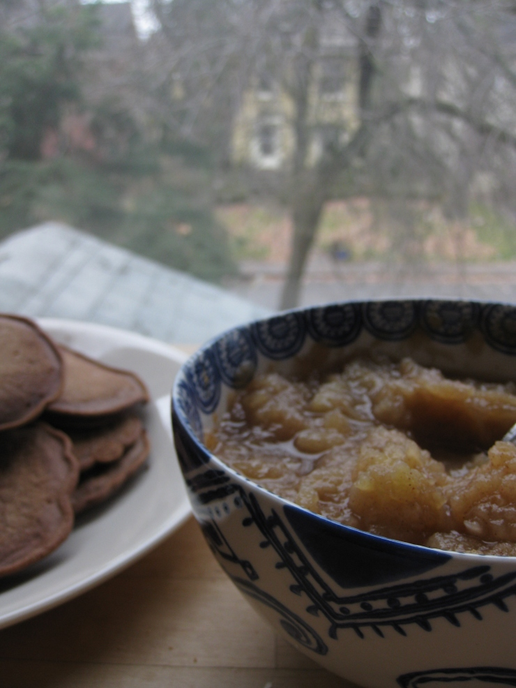 Apple Sauce | One Wooden Spoon