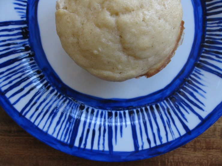 Vanilla Ricotta Muffins | One Wooden Spoon