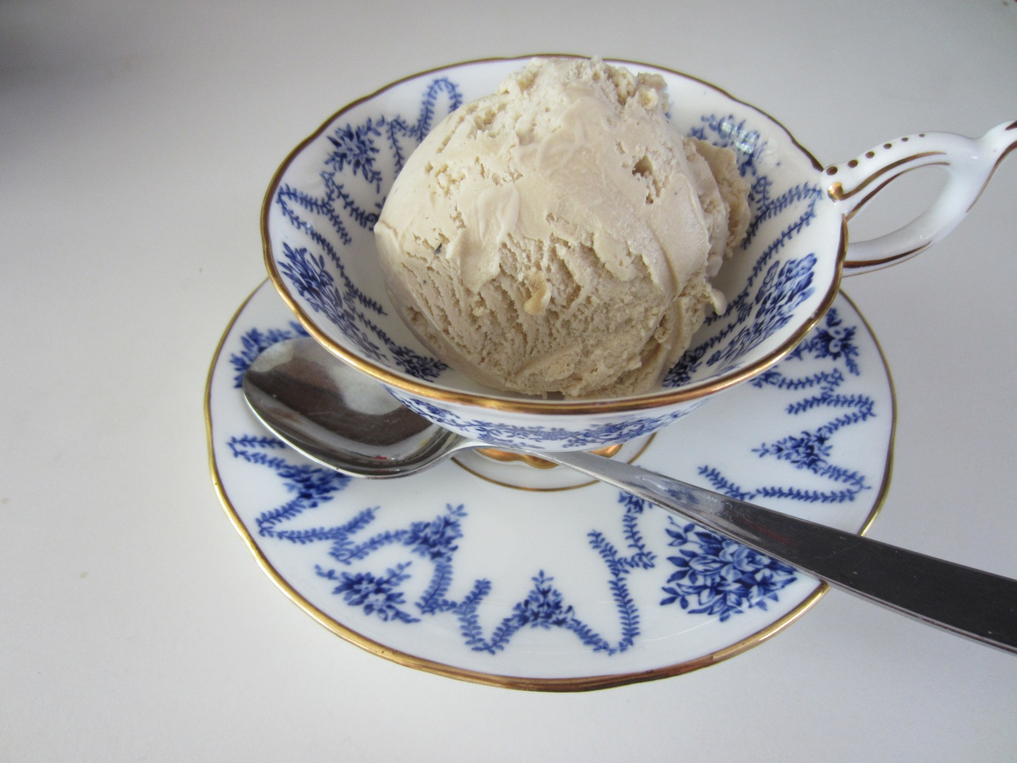 Earl Grey Ice Cream | One Wooden Spoon